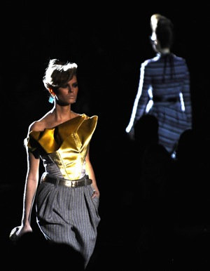 2009 Fall New York Fashion Week: Marc Jacobs