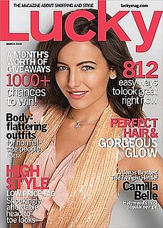 Win Camilla Belle's Lucky Cover Look!