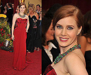 Oscars Red Carpet: Amy Adams