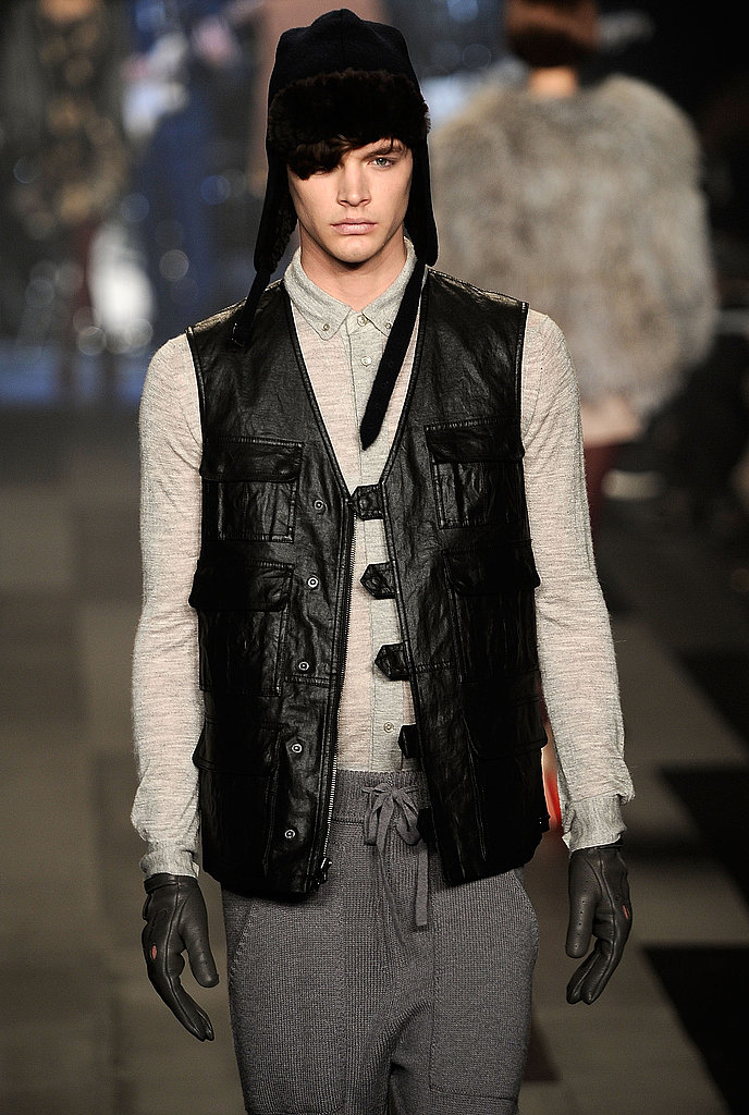 Phillip Lim's Male Aviator — Cute!
