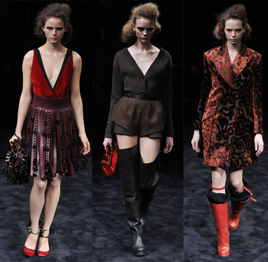 Prada Fall &#039;09