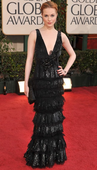 Red Carpet Wonder: Evan Rachel Wood