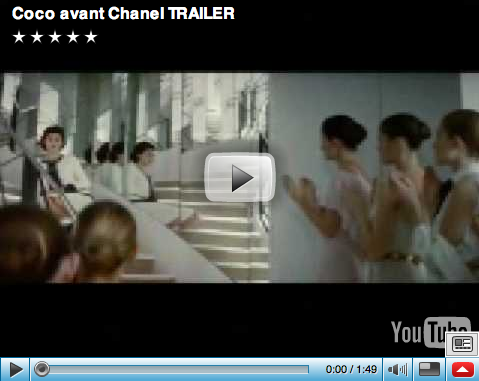 FABTV: Coco Avant Chanel Movie Trailer