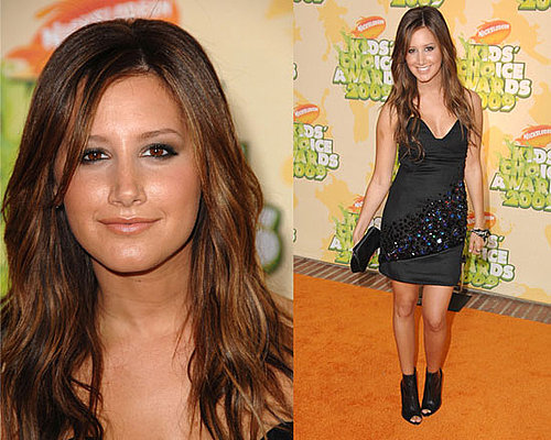 Kids' Choice Awards: Ashley Tisdale