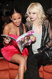 Adrienne Bailon and Taylor Momsen