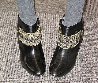Fab DIY: Blingin' Shoe Chains