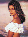 Model Muse: Cindy Crawford