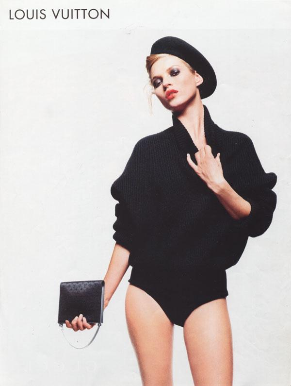 Model Muse: Kate Moss