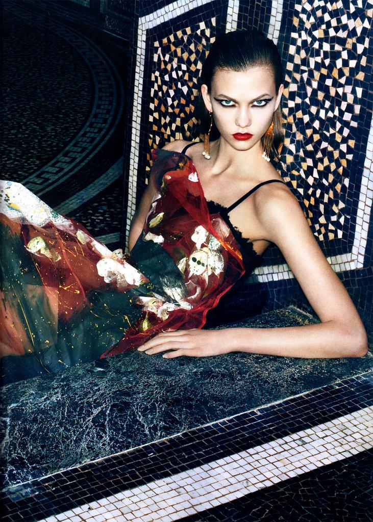 Model of the Week: Karlie Kloss