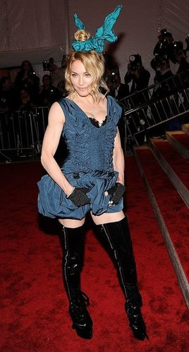 The Met's Costume Institute Gala: Madonna