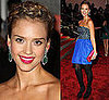The Met&#039;s Costume Institute Gala: Jessica Alba 
