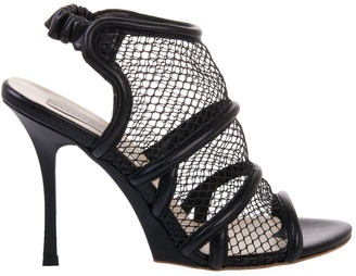 The Look For Less: Stella McCartney Mesh Sandal