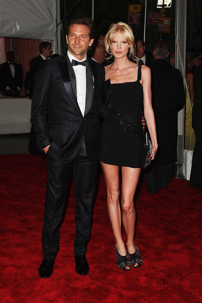 Bradley Cooper and Caroline Winberg