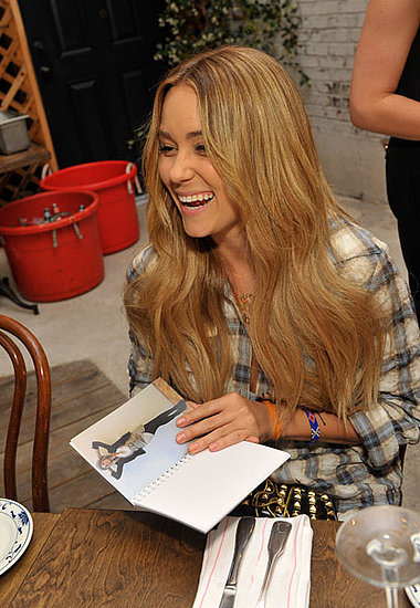Lauren Conrad Attends Rebecca Minkoff&#039;s Fall Bag Launch at Confederacy
