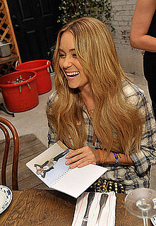 Lauren Conrad Attends Rebecca Minkoff's Fall Bag Launch at Confederacy