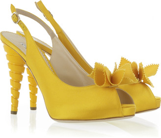 Trend Alert: Yellow Shoes