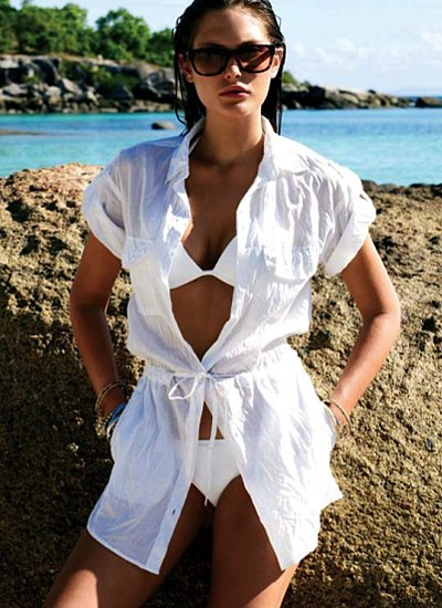 Look Book Love: Seafolly, Summer &#039;09 
