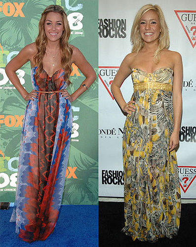 FabSugar Compares the Styles of The Hills' Lauren Conrad and Kristin Cavallari