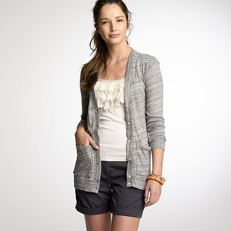 The Look For Less: J. Crew Space-Dyed Cardigan