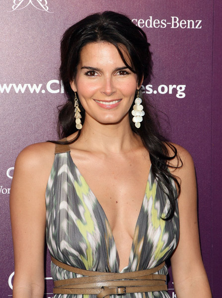 This Week's Fab Favorite: Angie Harmon