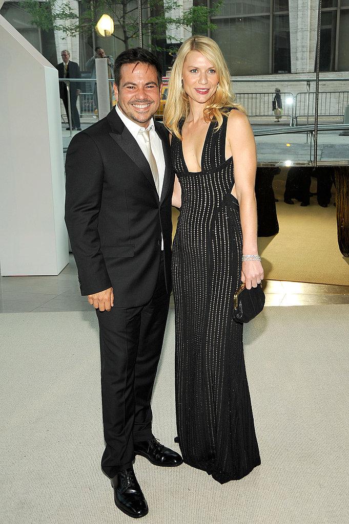 Narciso Rodriguez & Claire Danes