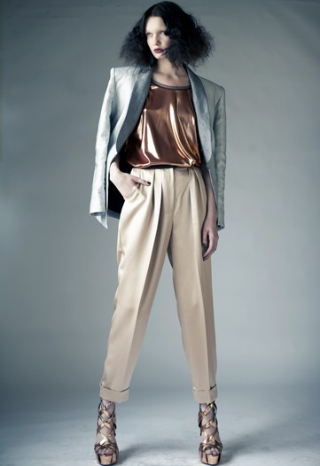 Cruise '10 Trend: Clean, Lean Trousers