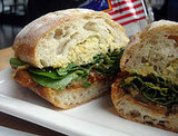 Recipe For &#039;Wichcraft Chopped Chickpeas and Roasted Red Pepper Sandwich
