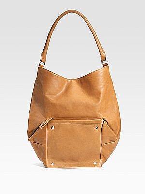 Maison Martin Margiela - Leather Shoulder Bag