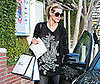 Photo of Heidi Klum Shopping at Fred Segal in LA