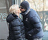 Photo of Hugh Jackman Giving His Wife Deborra-Lee Furness a Kiss