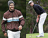 Photos of Justin Timberlake Playing Golf at Pebble Beach