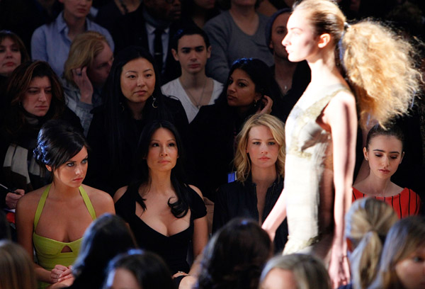 2009 Fashion Week February 15