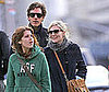 Photo of Kirsten Dunst and Friends Out in NYC