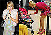 Photo of Paris Hilton Shopping, Partying in LA, Playing with a Baby