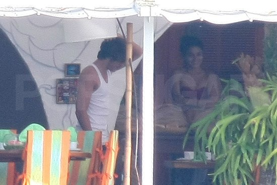 Zac and Vanessa on Vacation