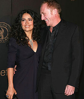 Photo of Salma Hayek and Francoi-Henri Pinault Who Married on Valentine's Day