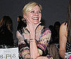 Photo of Kirsten Dunst at the Rodarte Fashion Show in NYC