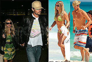 Photos of Bikini-Clad Fergie and Shirtless Josh Duhamel Sailing in Mexico