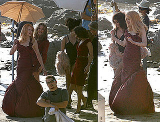 Photos of Nicole Kidman, Penelope Cruz, Kate Hudson, Marion Cotillard at Malibu Beach for a Photo Shoot