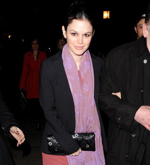 Photos of Rachel Bilson in NYC, Rumored to Be Engaged to Hayden Christensen