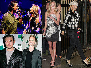 Photos of Gwen Stefani, Gavin Rossdale, Kate Bosworth, Leonardo DiCaprio at Global Green Party