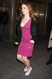 Isla Fisher at NBC