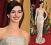 Photos of Anne Hathaway at the 2009 Oscars