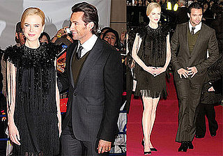 Photos of Nicole Kidman and Hugh Jackman at Australia Premiere in Japan