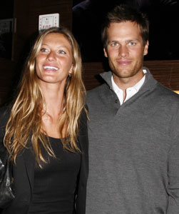 Tom Brady and Gisele Bundchen Married in an LA Wedding