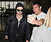 Photo of Robert Pattinson at LAX