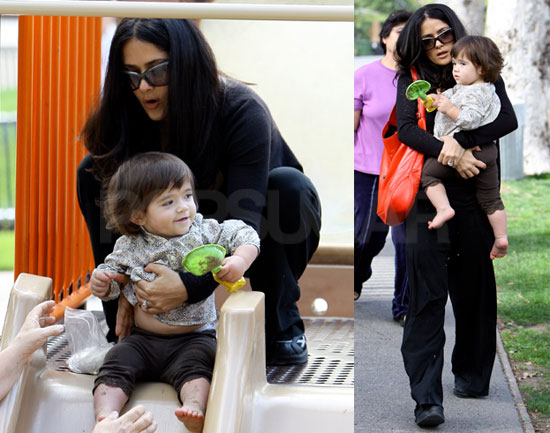 Salma and Valentina