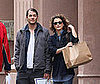 Photo of Keri Russell and Shane Deary Out Shopping in NYC