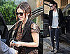 Photos of Rachel Bilson and Her Engagement Ring in LA