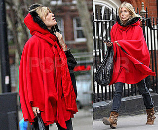Photos of Sienna Miller Out and About in London